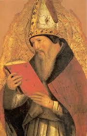 Santo Bispo de Hipona